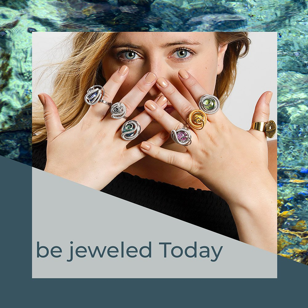 be jeweled today